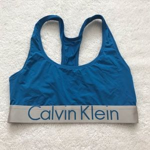 Calvin Klein Racerback Bralette
